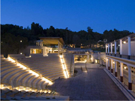 Getty Villa Amphitheater